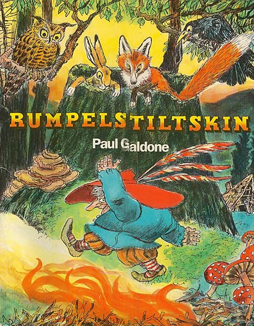 Rumpelstiltskin by Paul Galdone