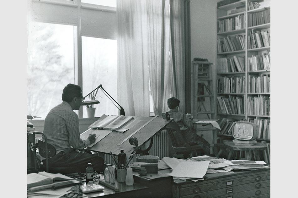 Studio 1950s