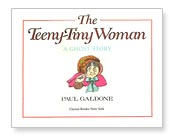 The Teeny Tiny Woman title page by Paul Galdone