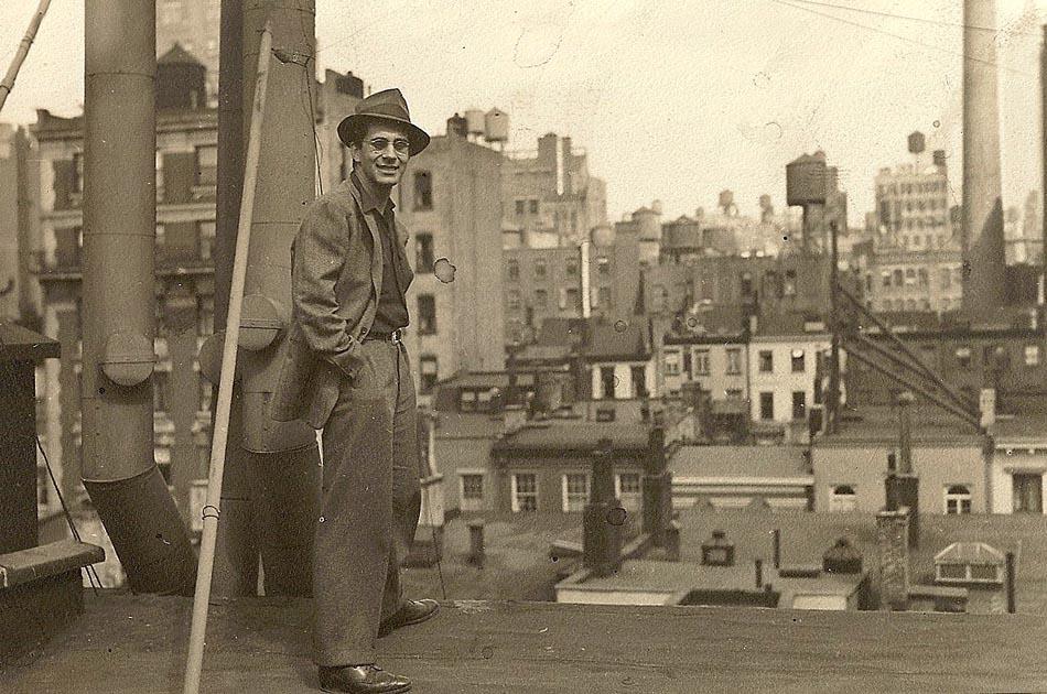 New York City circa 1940